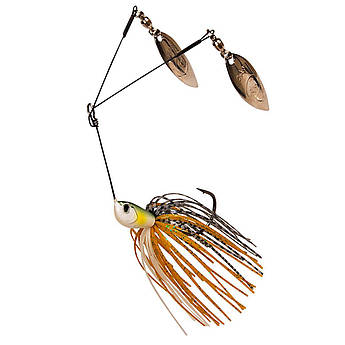 Спиннербейт DAM Effzett Twin Spinnerbait 9гр