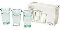 3 стакана для воды, фото 1