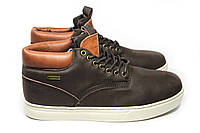 Зимние ботинки (на меху) мужские Timberland 11-106 (реплика)