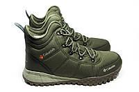 Зимние ботинки (на меху) мужские Columbia 12-048 (реплика)