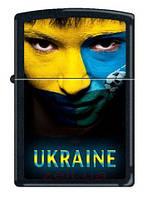 Зажигалка Zippo Ukraine Код:6825