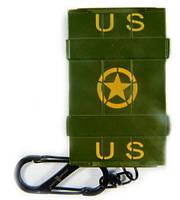 Зажигалка US (SKD-0705) Код:46450
