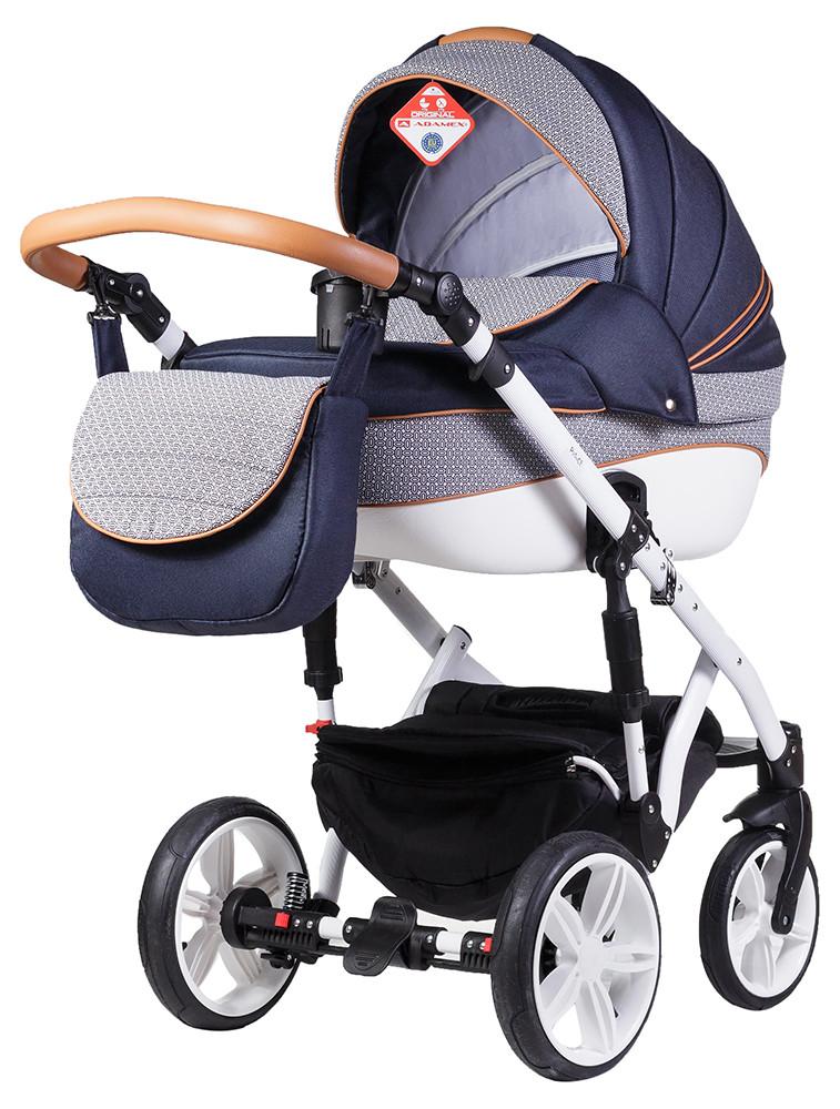 Дитяча універсальна коляска 2 в 1 Adamex Prince