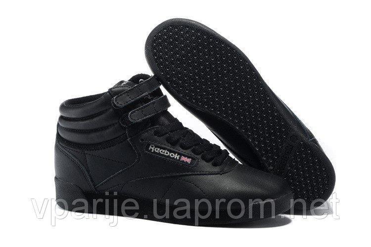 Высокие кроссовки Reebok кожаные