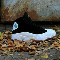 "Кроссовки Nike Air Jordan 13 Retro Black/White"", фото 1"