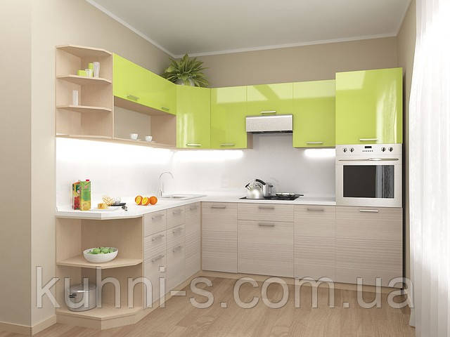 Кухня серии КИВИ, фото 1