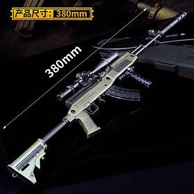 Снайперська гвинтівка з гри PUBG SKS