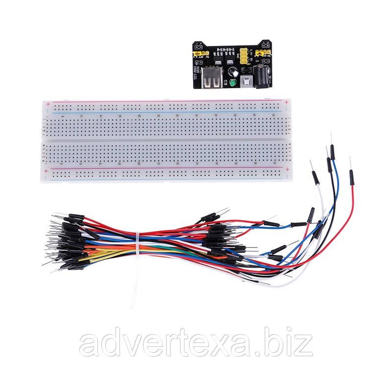 Набор для беспаечного макетирования для Arduino, Raspberry Pi