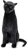 Мягкая игрушка Плюшевая пантера высотою 91 см (Panther) ТМ Melissa & Doug MD8845, фото 1