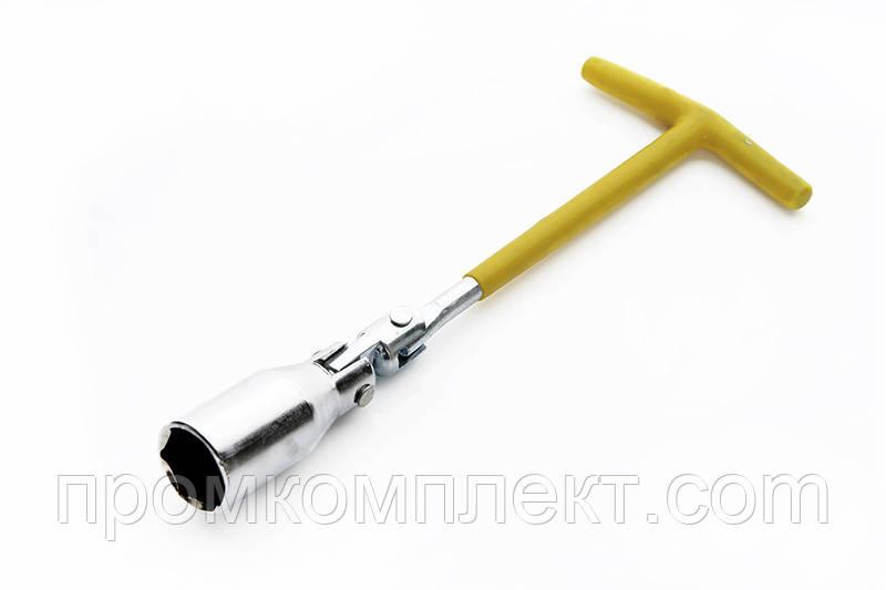 Ключ свечной 16x230мм