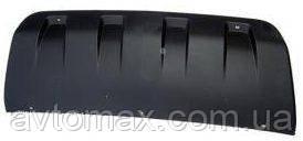 Накладка бампера ваз 2123 Бертоне (нижняя)