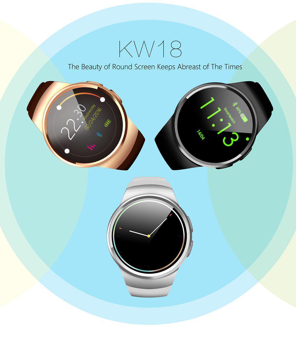 Смарт годинник KingWear KW18