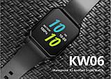 Смарт часы KingWear KW06, фото 3
