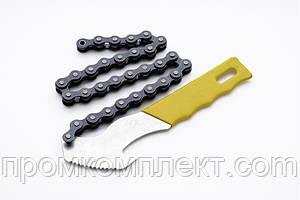 Ключ для снятия масляных фильтров, с цепью