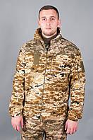 Куртка Флисовая ММ-14 (Пиксель)