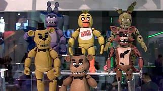 Игрушки Пять ночей с Фредди
