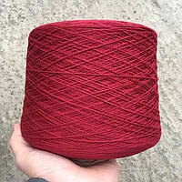 Пряжа Extrageelong, вишня (100% меринос; 560 м/100 г), фото 1