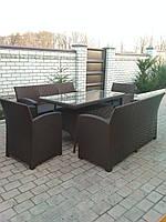 Комплект Мебели из искусственного ротанга Лацио