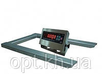 Паллетные весы Зевс ВПЕ-3000-4(Н1208) в Украине