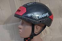 Дитячий велосипедний шолом HAMAX з Німеччини / 49-53 см