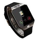 Розумні годинник Smart Watch dz09 смарт, фото 2