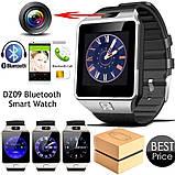 Розумні годинник Smart Watch dz09 смарт, фото 3