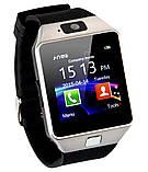 Розумні годинник Smart Watch dz09 смарт, фото 4