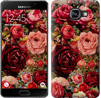 """Чехол на Samsung Galaxy A5 (2016) A510F Цветущие розы """"2701c-158-13916"""""""