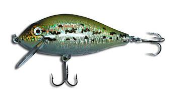 Воблер Balzer Colonel Z  Billy Bream Whitefish Olive 7см. 10гр.