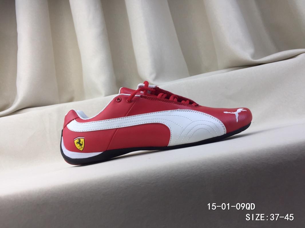 Кроссовки Puma Ferrari пума феррари мужские женские реплика, фото 1