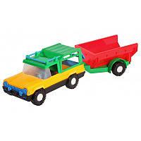 Авто-сафарі з причепом