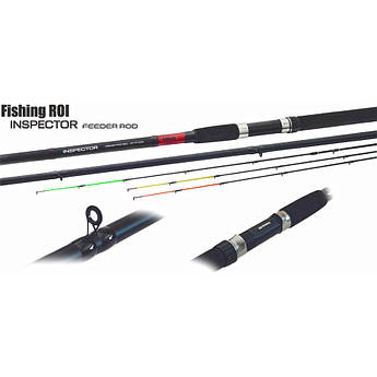 Фидер Fishing Roi Inspector Feeder 3.00м до150гр 3+3