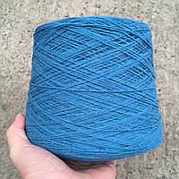 Пряжа Camel60, голубой (60% верблюд, 20% меринос, 20% ПА; 320 м/100 г), фото 1