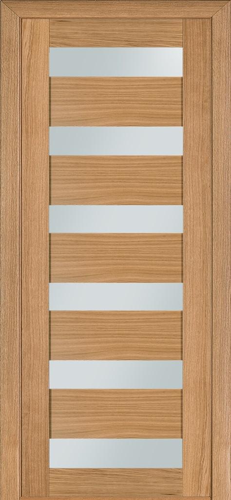 Шпонированные межкомнатные двери  Терминус №136