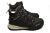 Зимние ботинки (на меху) мужские Columbia 12-108 (реплика)