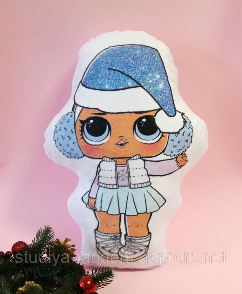 Подушка-кукла Лол Новогодняя-Снежный Ангел, LOL: продажа ...