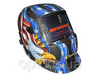 Сварочная маска-хамелеон OPTECH S777A Орел