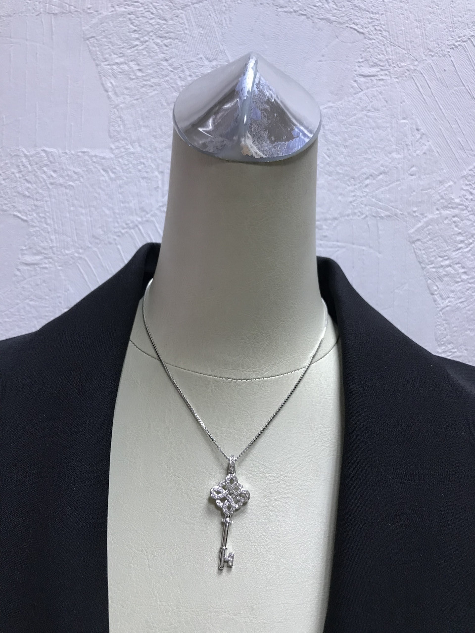 Колье в стиле Tiffany Keys ключик
