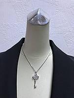 Колье в стиле Tiffany Keys ключик, фото 1