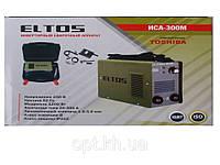 Инверторный сварочный аппарат Eltos ИСА-300М в чемодане
