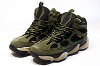 Зимние мужские ботинки Adidas Primaloft (реплика) 3-203