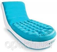 Надувное кресло-шезлонг Intex 68880 в Украине