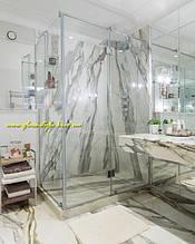 Душевые стеклянные конструкции