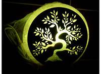 Соляная лампа Дерево Код:109-10816819