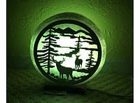 Соляная лампа Природа Код:109-10816820