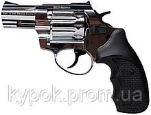 """Револьвер Флобера ATAK Arms Stalker 2.5"""" (барабан: сталь / никель / пластик)"""