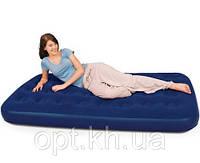 Односпальный надувной матрас Bestway 67001 (188х99х22 см)