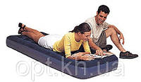 Односпальный надувной матрас BestWay 67000 (185х76х22 см)