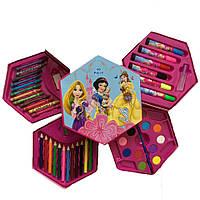"""Набор для рисования 46 предметов в коробочке """"Принцессы"""""""