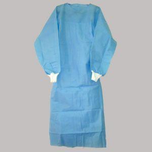 """Халат хірургічний одноразовий стерильний р-р """"ХXL"""" Ахілл,манжет (СМС-30-35г/м2)"""